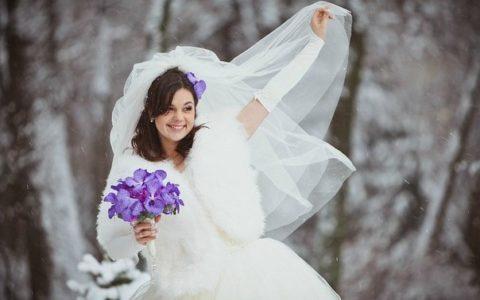 Шубка на свадьбу